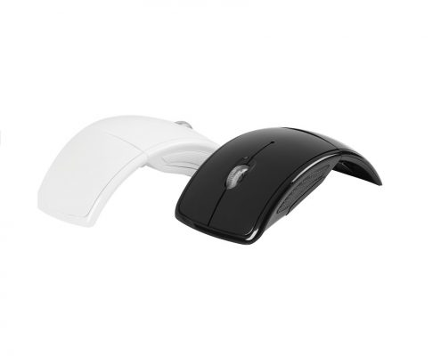 mysz komputerowa biała MB-215